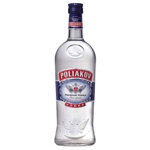 Poliakov Vodka                fles 1,00L