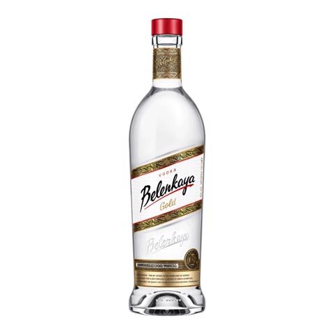Belenkaya Gold Vodka           fles 1,00L