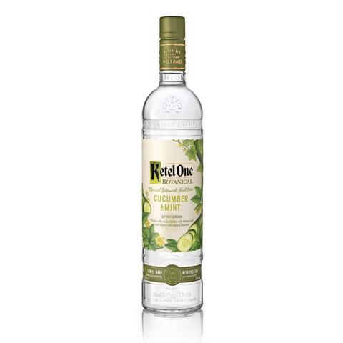 Ketel One Botanicals Cucumber & Mint fles 0,70L