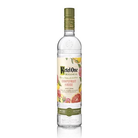 Ketel One Botanicals Grapefruit & Rose fles 0,70L