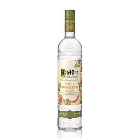 Ketel One Botanicals Peach & Orange fles 0,70L