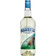 Grasovka Original Vodka   fles 0,70L