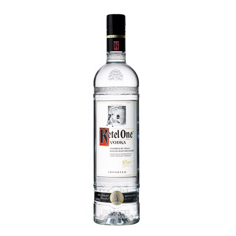 Ketel One Vodka               fles 0,70L