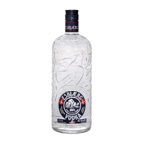 Wodka Esbjaerg                fles 1,00L