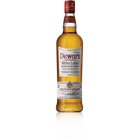 Dewar's Whisky White Label    fles 1,00L