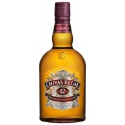 Chivas Regal Scotch Whisky 12 YO   fles 1,00L