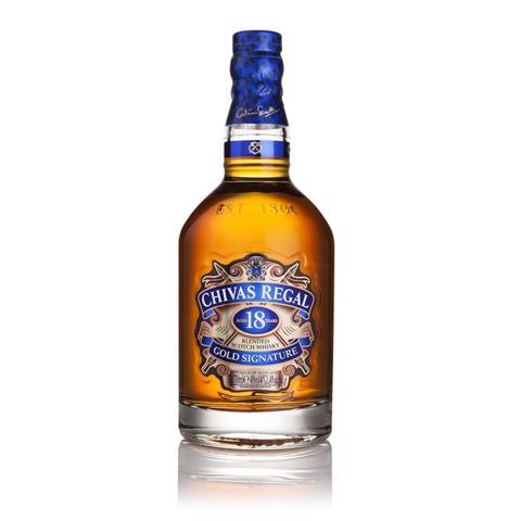 Chivas Regal Scotch Whisky 18 YO     fles 0,70L