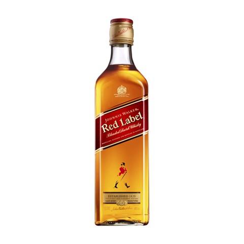 Johnnie Walker Whisky Red     fles 1,00L