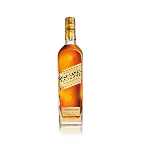 Johnnie Walker Whisky Gold Reserve   fles 0,70L