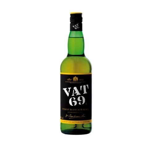 Vat 69 Whisky                 fles 1,00L