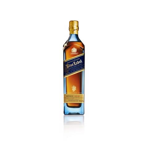 Johnnie Walker Whisky Blue    fles 0,70L