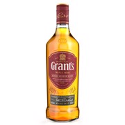 Grant's Triple Wood Scotch Whisky fles 1,00L