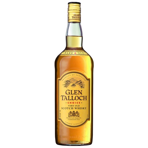 Glen Talloch Scotch Whisky    fles 1,00L