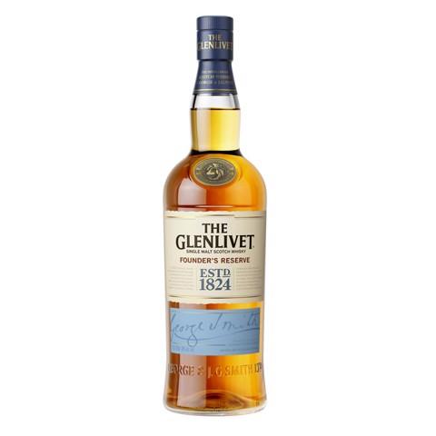 The Glenlivet Founders Reserve   fles 0,70L