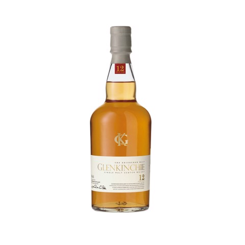 Glenkinchie Single Malt 12 YO fles 0,70L