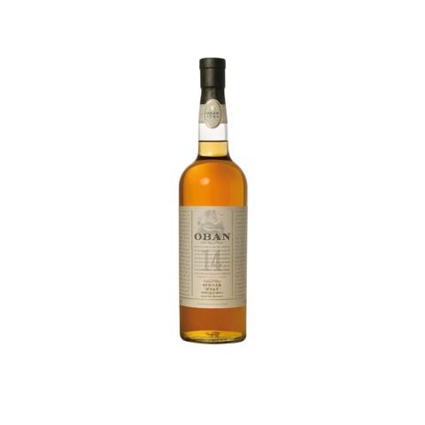 Oban Single Malt 14 YO       fles 0,70L
