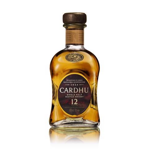 Cardhu Single Malt 12 YO     fles 0,70L