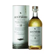 Aultmore Speyside Single Malt 12 YO fles 0,70L