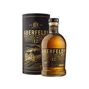 Aberfeldy Highland Single Malt 12 YO fles 0,70L