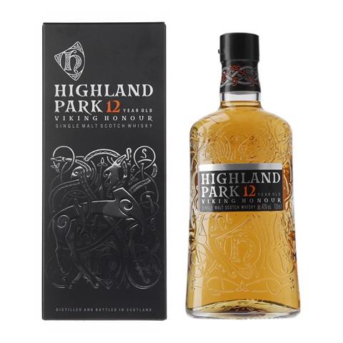 Highland Park Single Malt 12 YO fles 0,70L