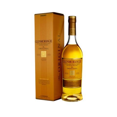 Glenmorangie Single Malt 10 YO fles 0,70L