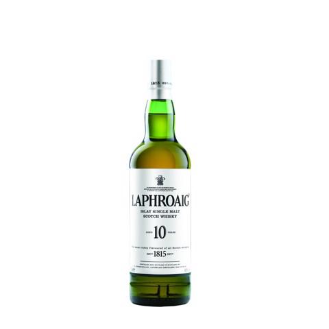 Laphroaig Single Malt 10 YO             fles 0,70L