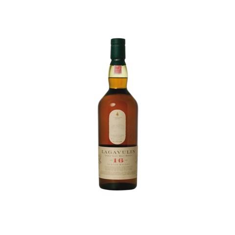 Lagavulin Single Malt 16 YO   fles 0,70L