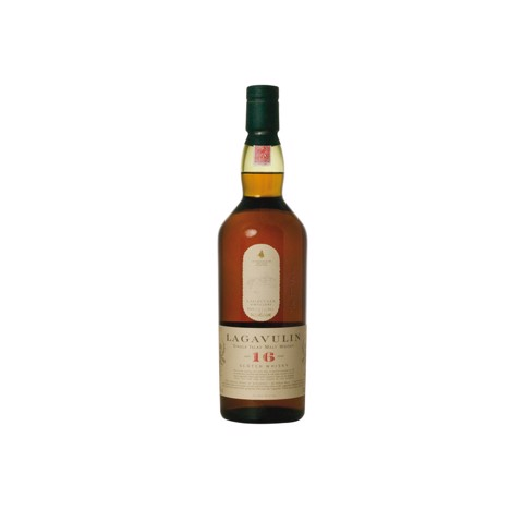 Lagavulin Single Malt 16 YO   fles 0,70L