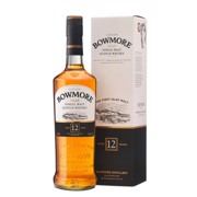 Bowmore Single Malt 12 YO fles 0,70L