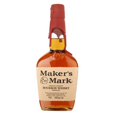 Makers Mark Bourbon Whiskey   fles 0,70L