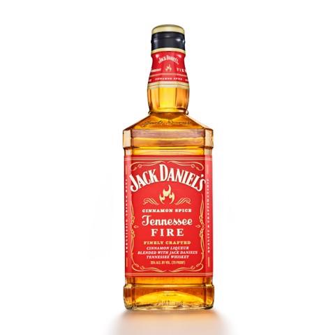Jack Daniel's Tennessee Fire  fles 0,70L