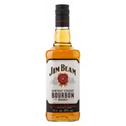 Jim Beam Whiskey White        fles 0,70L