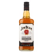 Jim Beam Whiskey White        fles 1,00L