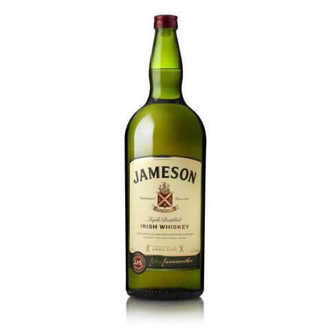 Jameson Irish Whiskey         fles 4,50L