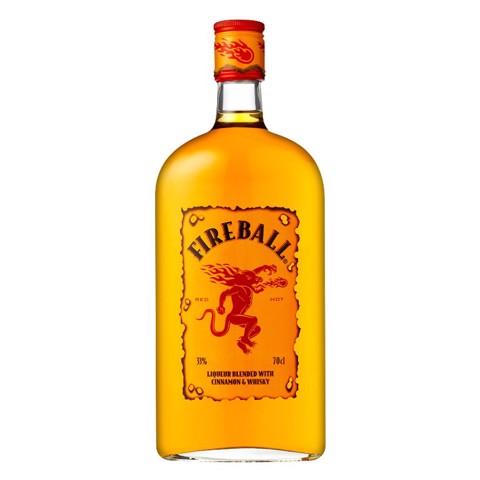 Fireball Cinnamon Whiskey     fles 0,70L