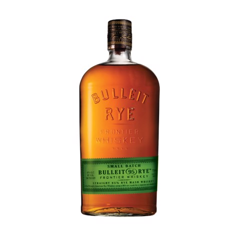 Bulleit Kentucky Rye Whiskey         fles 0,70L