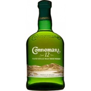Connemara Irish Single Malt  fles 0,70L