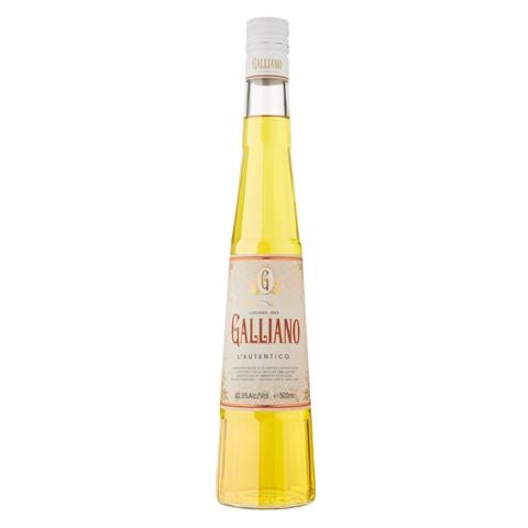 Galliano L'Autentico          fles 0,50L