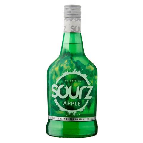 Sourz Apple                   fles 0,70L