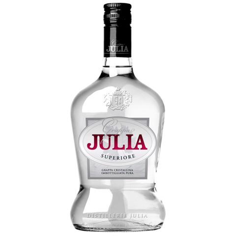 Grappa Julia Superiore        fles 0,70L