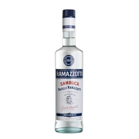 Ramazzotti Sambuca            fles 0,70L