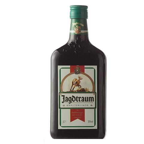 Jagdtraum Krauterlikor        fles 0,70L