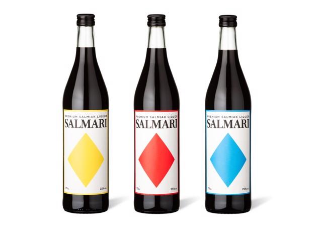 Salmari                       fles 0,70L