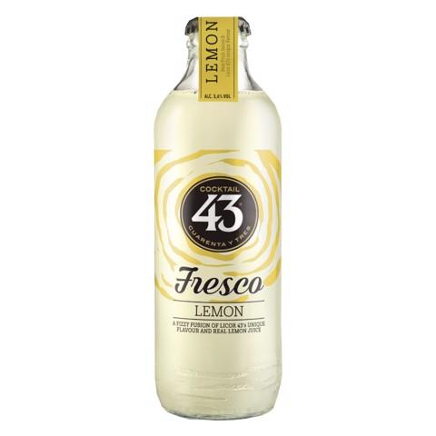 Licor 43 Fresco Lemon      doos 12x0,25L