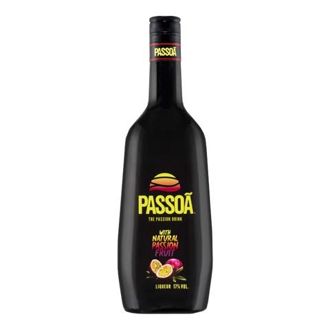 Passoa Likeur                 fles 1,00L