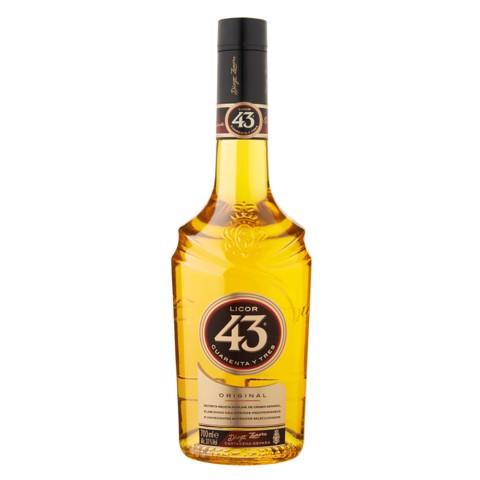 Licor 43                      fles 0,70L
