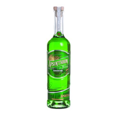 Absint Apsinthion de Luxe     fles 0,50L
