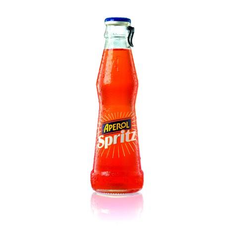 Aperol Spritz            doos 8x3x0,175L