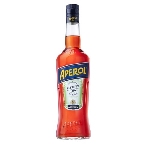 Aperol                        fles 1,00L