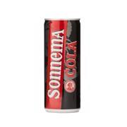 Sonnema Berenburg + Cola blik  tray 12x0,25L